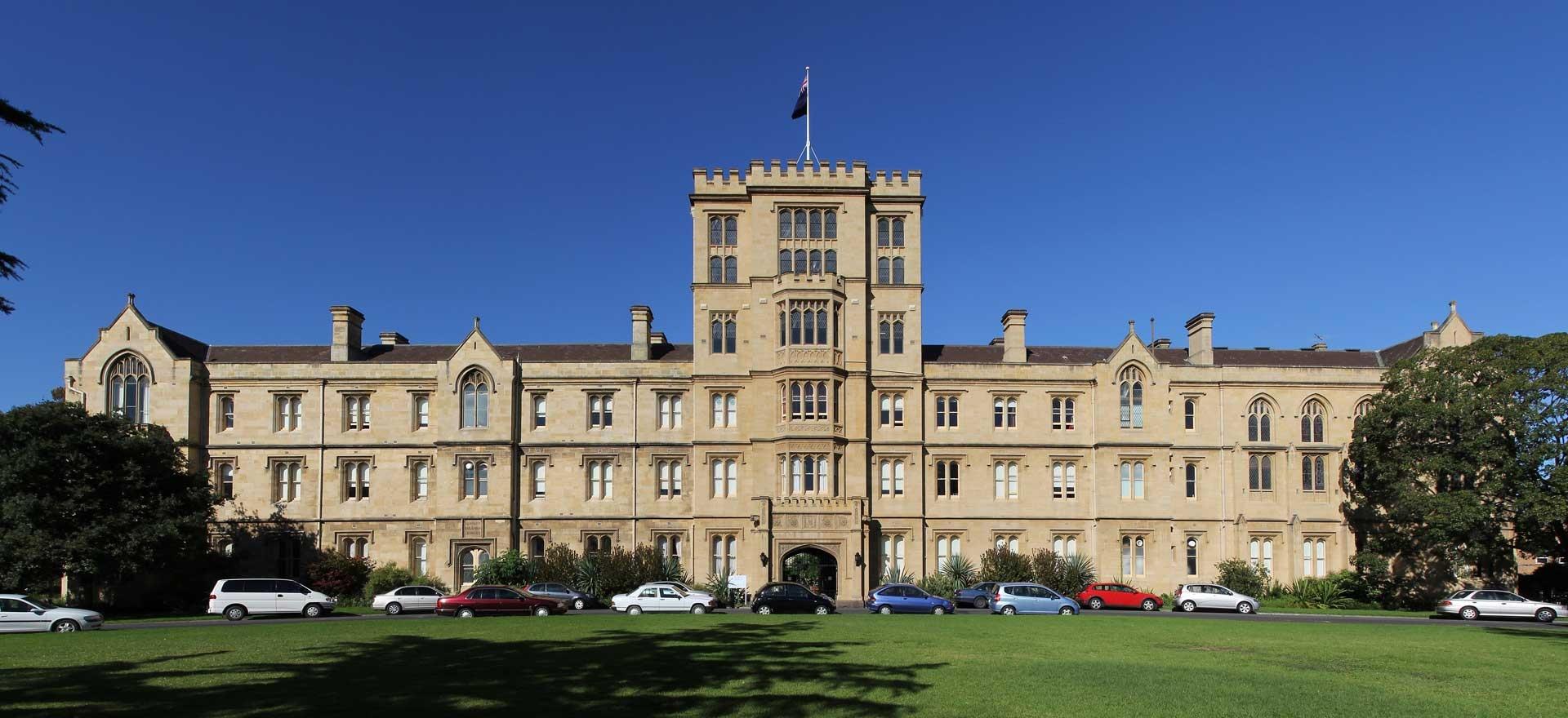 Trường đại Học Melbourne