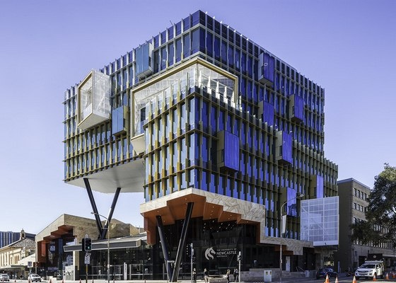 Trường University Of Newcastle Sydney, Australia1