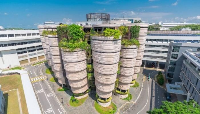 I Học Công Nghệ Nanyang, Singapore