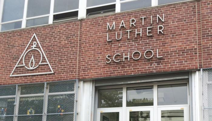 chương trình đào tạo của trường Martin Luther bao gồm những gì?