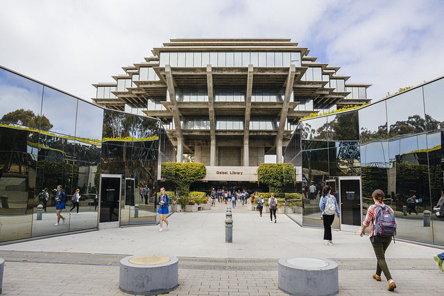 Trường đại học California - San Diego