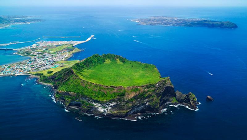 Đảo Jeju du lịch hàn quốc
