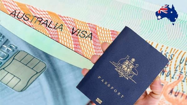 Định cư tại Úc
