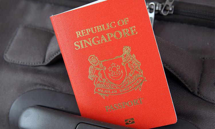 Không cần visa để đi du học Singapore