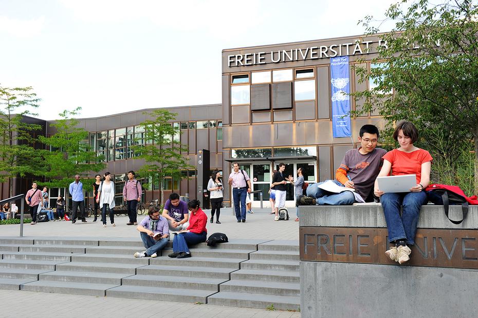 Trường đại học tự do Berlin