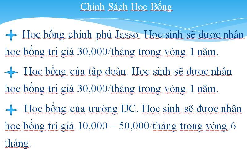 hoc-bong-du-hoc-dieu-duong-nhat-ban-ijc- Du học điều dưỡng nhật bản Tuyển Sinh 2020,2021