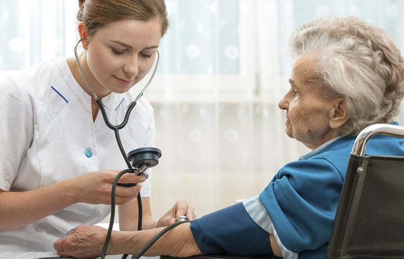 áp lực nghề điều dưỡng